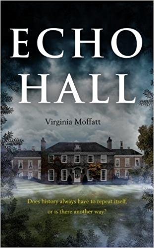 Echo Hall - Virginia Moffatt - Book Cover