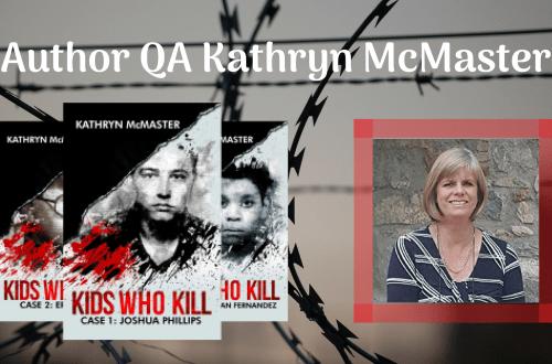 Author QA Kathryn McMaster