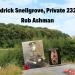Fredrick Snellgrove - Rob Ashman - Short Story Image