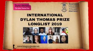 International Dylan Thomas Prize Longlist 2019 - Blog Post Image