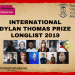 International Dylan Thomas Prize Longlist 2019 - Blog Post Image