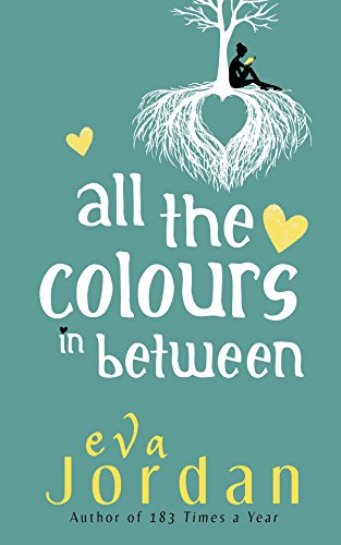 All the Colours in between - Eva Jordan - Book Cover