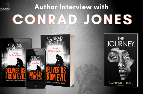 Author QA Conrad Jones - Blog Post Image