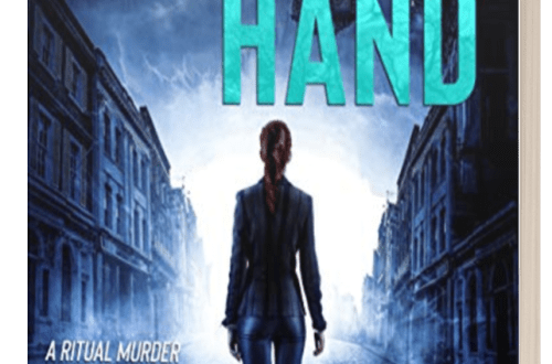 The Upper Hand - A.L. Fraine - 3D book cover