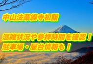 中山法華経寺初詣2021混雑状況や参拝時間を確認!駐車場・屋台情報も!