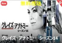 グレイズアナトミーシーズン14動画配信無料視聴!Dailymotion・Pandoraも確認