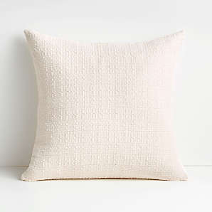 pillow covers crate and barrel