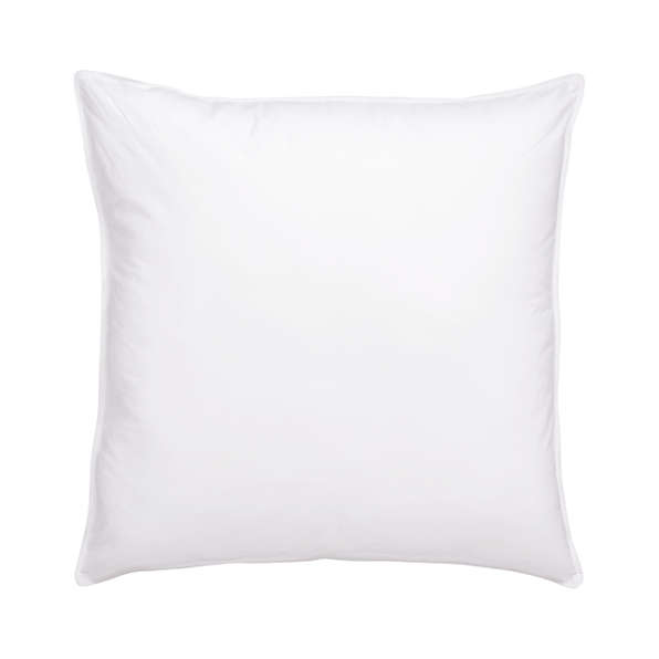 square pillows crate and barrel