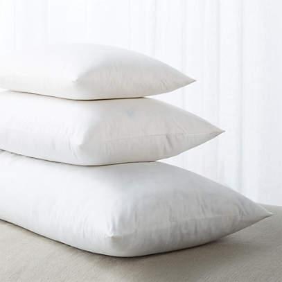 feather down rectangular pillow inserts
