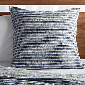 euro pillows crate and barrel