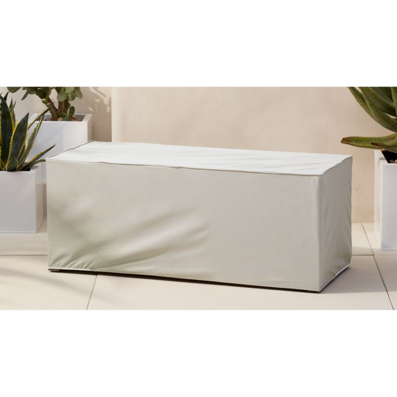 Salento Bunker Storage Chest Bench Cover Reviews Cb2