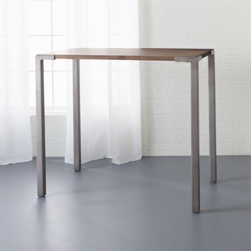 Stilt 42 High Top Breakfast Table Reviews CB2