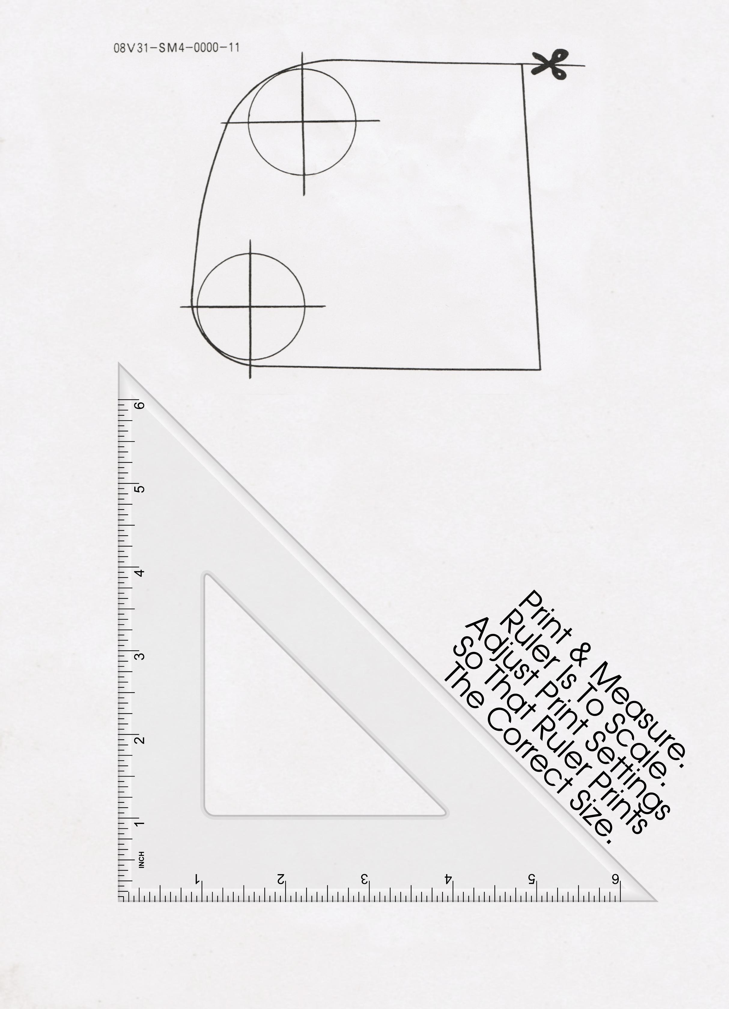 92 93 Accord Honda Access Fog Light Install Sheet