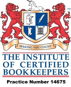 Institute of Certified Bookkeepers Crest