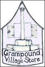 Grampound Village Store Logo