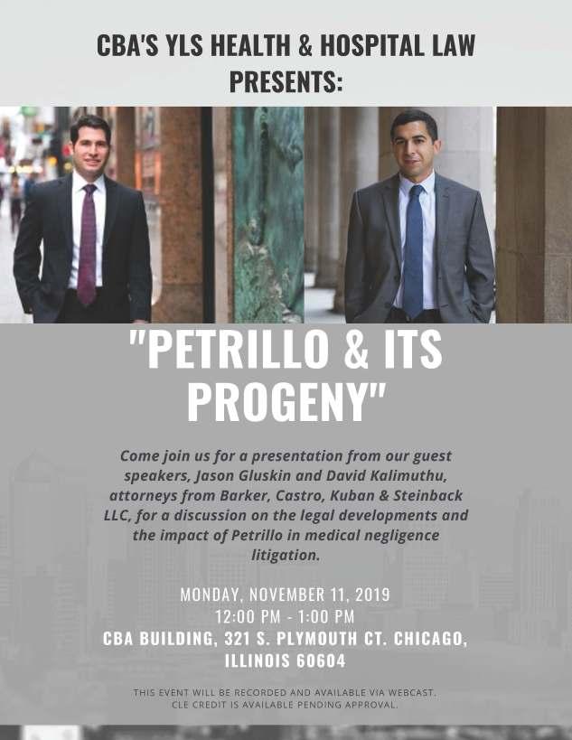 YLS Health Hosp. Petrillo Its progeny