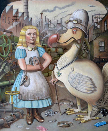 'Alice in Wonderland' changed literature forever, by not trying to teach kids, just entertain them