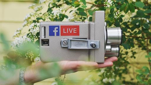 analog facebook live