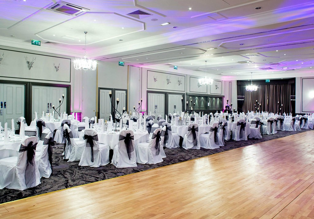 Aberdeen Mercure Christmas Party