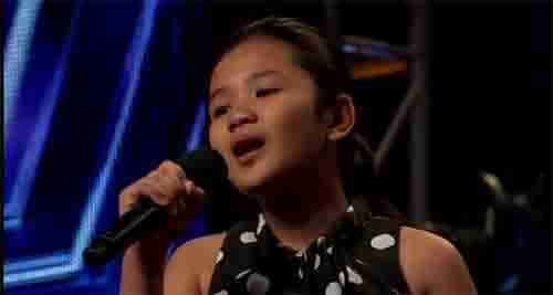 Wow! Unseen audition footage of Filipino Fitri Cerado for AGT