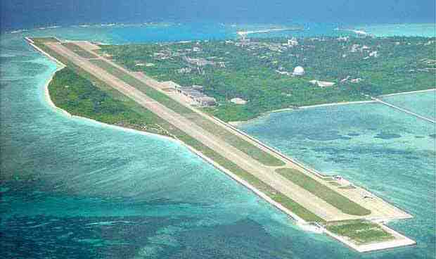 Here's why it will be dangerous to cross over the South China Sea anytime soon