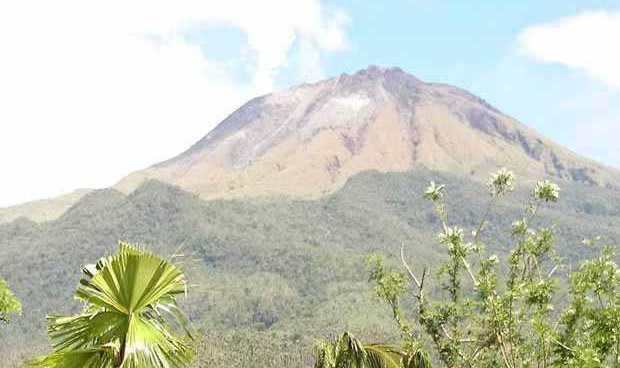 Earthquake jolts Batanes as restive Bulusan volcano calms down