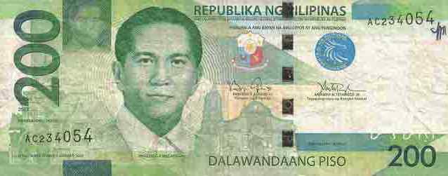 Philippine peso dips on Monday, its weakest yet under Duterte administration