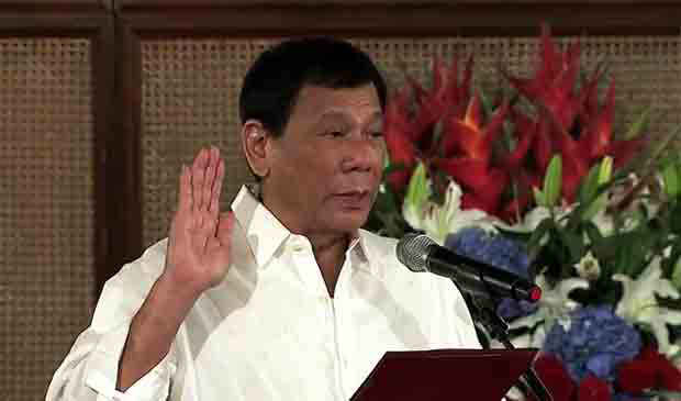 """If you can do it, I can do it ten times better"" – Duterte"