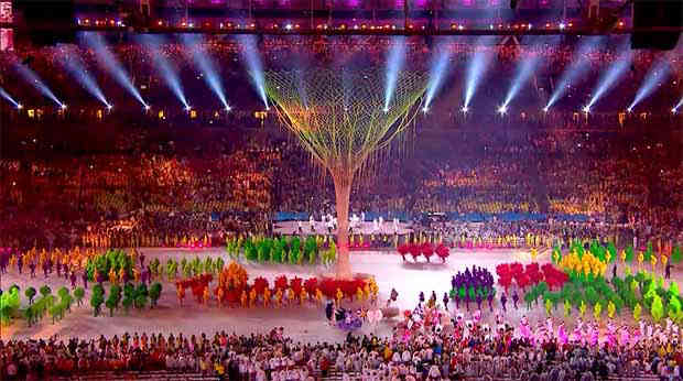 Rio2016 Olympic Games closes with pomp and carnival atmosphere