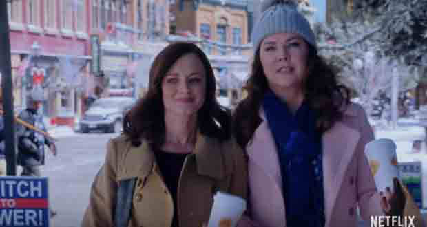 Gilmore Girls is back, see the trailer: A year in the Life