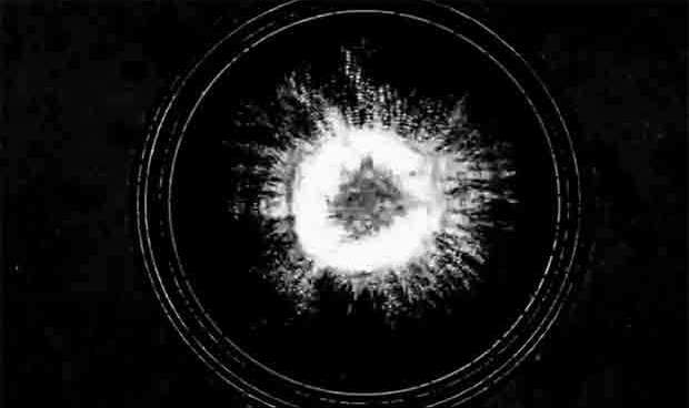 If space is a vacuum why these eerie sounds?