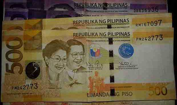 BSP wants you to know the Philippine bank notes are hard to counterfeit