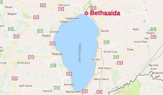 Archaeologists May Have Found Peter's Home Town Bethsaida