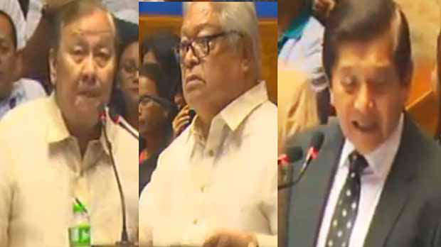 Watch lawmakers schooled Philippine congressmen on Human Rights Commission