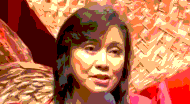 VPOP Leni Robredo at the 2019 Ramon Magsaysay awards ceremony