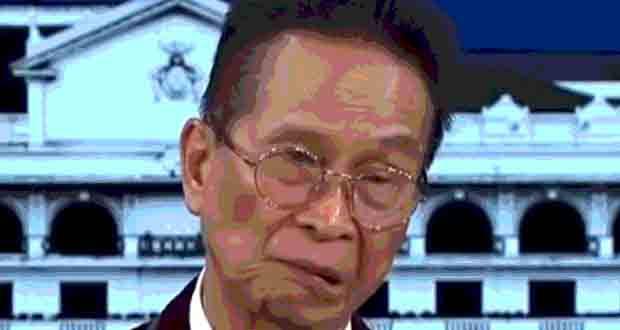Malacañang spokesman Panelo claim DUTERTE's DRUG war a SUCCESS