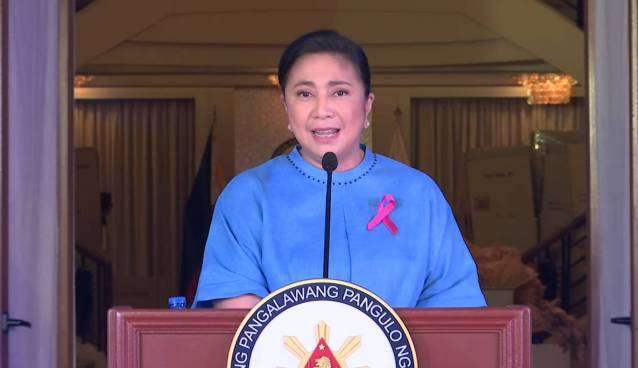 Watch: VP Leni Robredo joins 2022 Presidential Derby