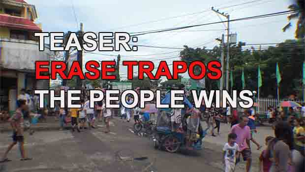 Watch Teaser If We Erase Traditional Poltics We Win