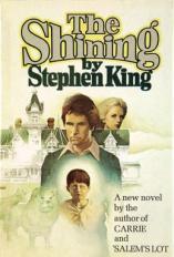 The Shining original cover