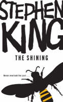 The Shining minimalist cover