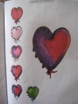 Coloured thumbnails