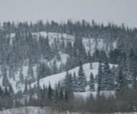 Overview Snodgrass Avalanche