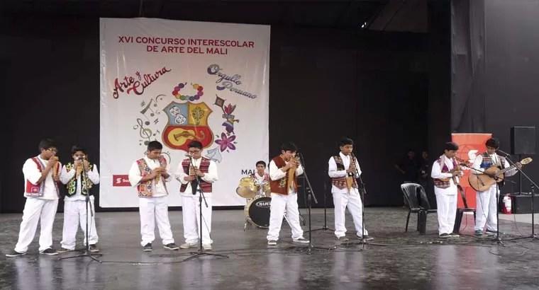 Colegio Bertolt Brecht se presenta en el MALI