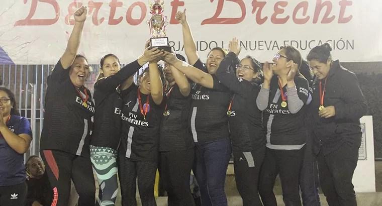 IV Campeonato Deportivo de Padres de Familia – Sede Colonial