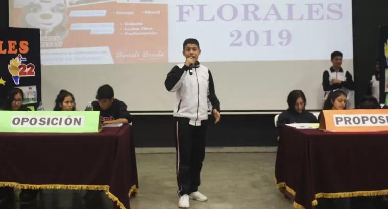 """Juegos Florales """"Bertolt Brecht 2019"""""""
