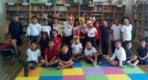 "Semana de la Biblioteca Escolar ""Amauta"" en el Colegio Bertolt Brecht"