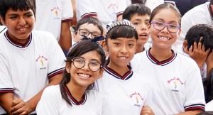 Inicio del año escolar – Sede Carabayllo