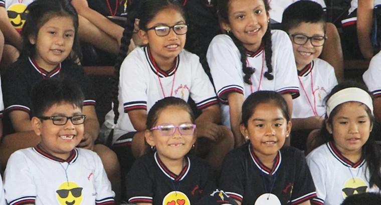 Inicio del año escolar – Sede Colonial