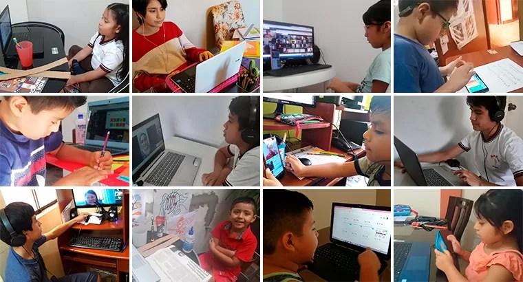 Iniciamos nuestras clases virtuales