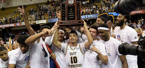 East Tennessee State basketball